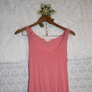 Coral new without tags athletic top in a size M